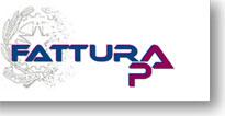 Logo Fattura Elettronica per la P.A.